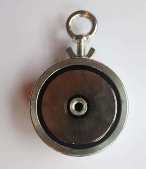 Dubbelzijdige vismagneet 400 kg, dubbelzijdige neodymium vismagneet, dubbelzijdige neodymium vismagneet,400 kg vismagneet, neodymium magneten, neodymium magneet, sterke magneten, sterke magneet, magneetvissen kopen,HeavyLifters, extreme vismagneten, extreme vismagneet, 400KG vismagneet
