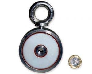 Dubbelzijdige vismagneet 400 kg, dubbelzijdige vismagneet, dubbelzijdige magneet, magneet 2 kanten, magneet beide zijden, magneetvissen dubbelzijdig, vismagneet dubbelzijdig, vismagneet, magneetvisssen