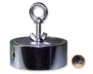 Grote dubbelzijdige vismagneet, dubbelzijdige vismagneet, dubbelzijdige magneet, magneet 2 kanten, magneet beide zijden, magneetvissen dubbelzijdig, vismagneet dubbelzijdig, vismagneet, magneetvisssen